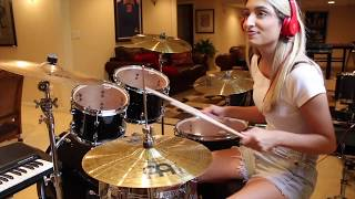 Señorita by Shawn Mendes and Camila Cabello Drum Cover