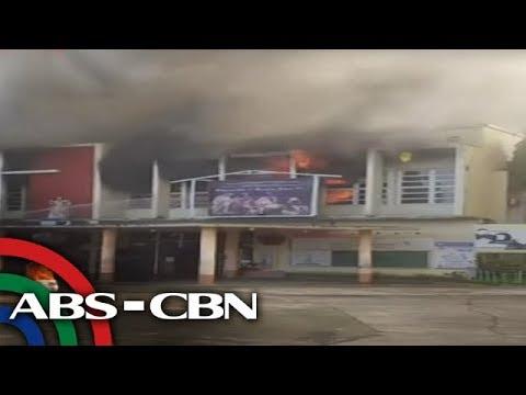 TV Patrol: Sunog sumiklab sa kolehiyo sa Lucena