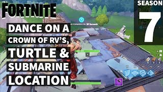 Crown Of Rvs Fortnite Battle Royale Season 7 Cenksms