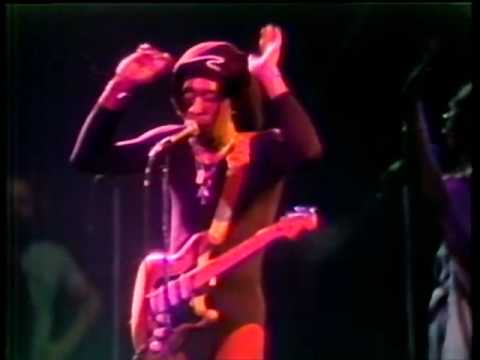 Parliament Funkadelic   Swing Down Sweet Chariot   Mothership Connection   Houston 1976