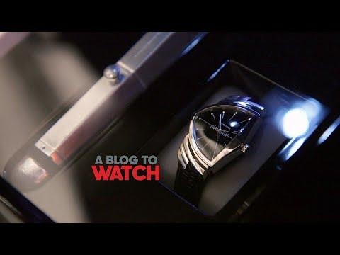 The Hamilton Ventura: Official Watch Of The Men In Black Uniform | ABlogtoWatch