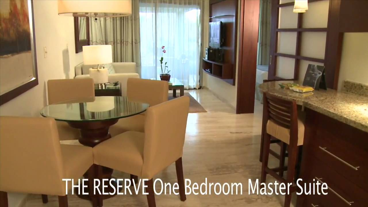 Paradisus Palma Real The Reserve One Bedroom Master