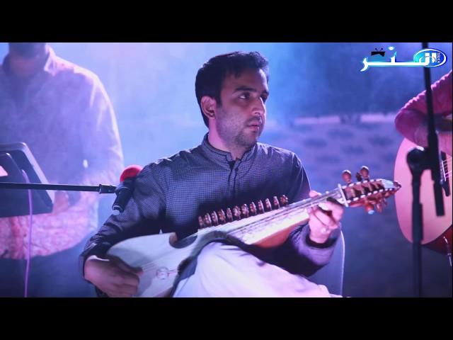 Pashto Rabab | Waqar Atal | Live Performance | Gul Dy Pa Zulfo