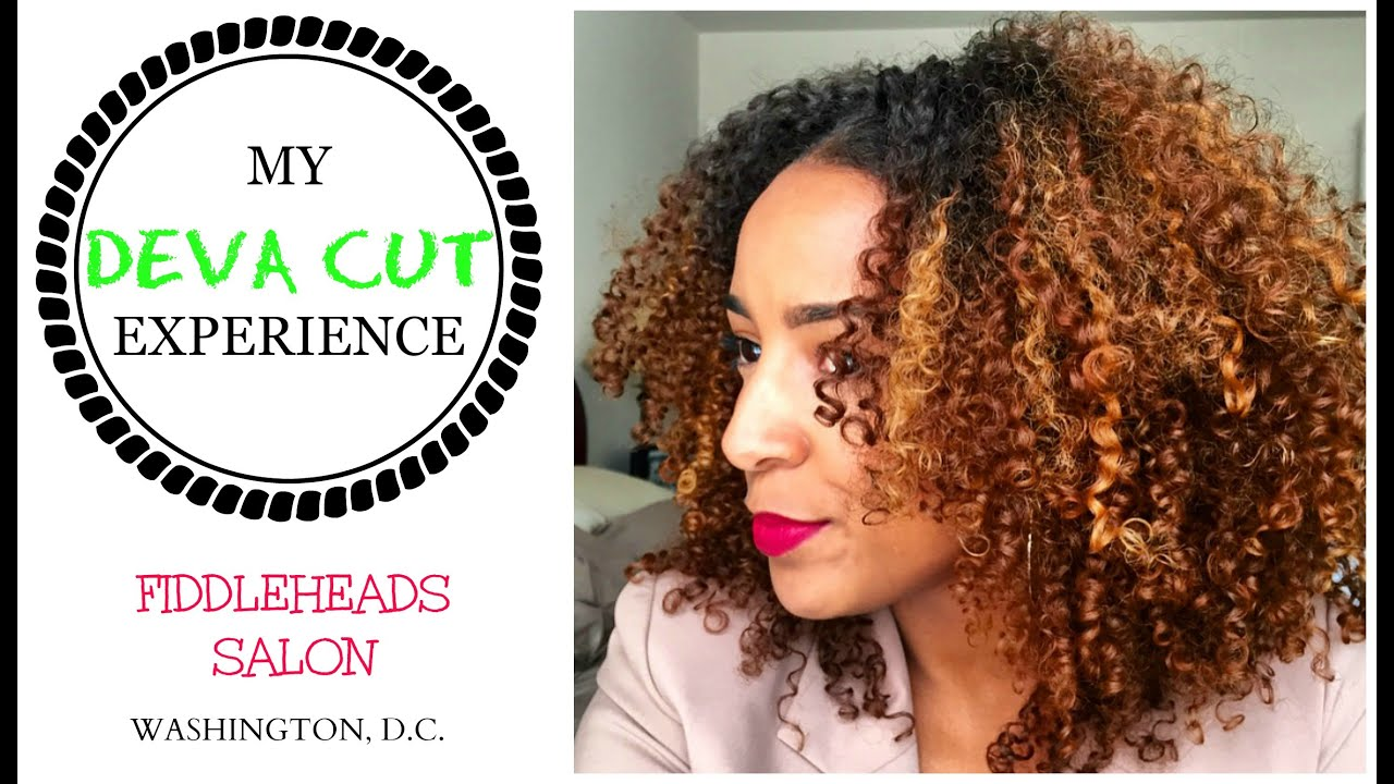 Deva Cut My Second Experience YouTube - Curly cut dc