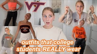 what college students ACTUALLY…