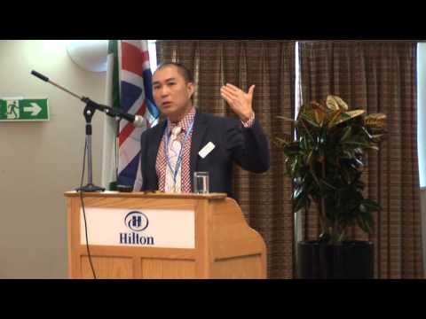 MAN Oron Alumni's I'ntl Maritime Summit (IMS) 2013 Pt 17