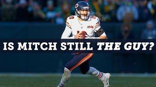 Is Mitch Trubisky still the guy moving forward?   SportsTalk Live   NBC Sports Chicago