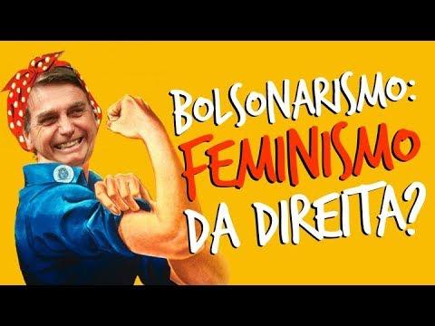 Bolsonarismo: Feminismo da direita?? | por Pedro Deyrot