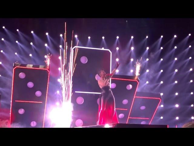 Saara Aalto - Domino (30 second clip from #UMK18 dress rehearsal)