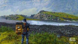 DEATH STRANDING New Gameplay Demo PS4 (Gamescom 2019)