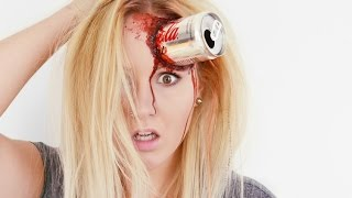 DOSE IM KOPF - Halloween Make Up | ViktoriaSarina thumbnail