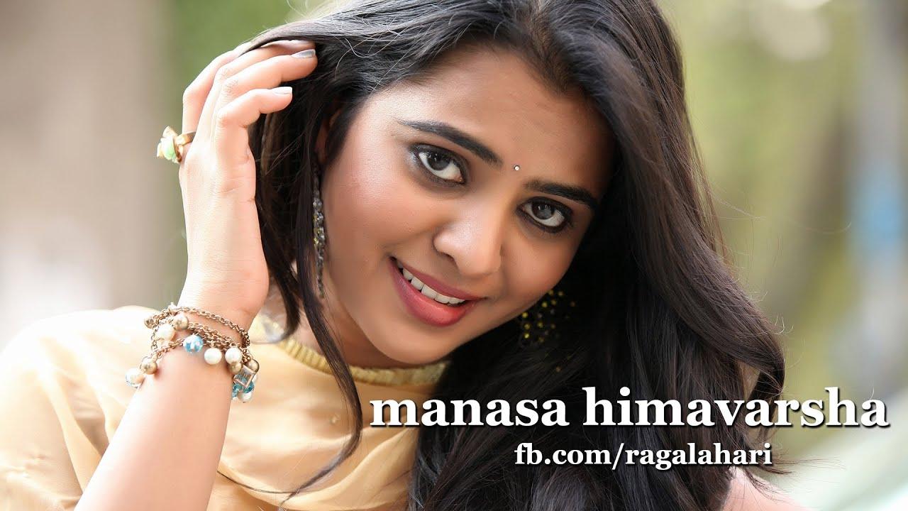 Manasa Himavarsha Ragalahari Photo Shoot Stills (Exclusive