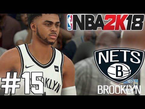 NBA 2K18 MyGM EP 15   Brooklyn Nets   WE CAN BEAT THE WARRIORS