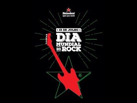 Heineken - Dia Mundial do Rock 2018