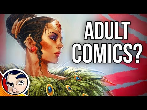 Should DC or Marvel Make Adult Comics? - RnBe