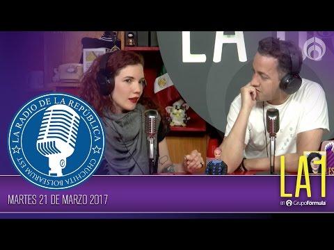 #LA1 - ¡#LadyPlaqueta tenía el jersey de Tom Brady! - La Radio de la República - @ChumelTorres