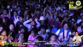 Linda Yolita - Gaviotas de Junin Los Titanes y Grupo Melodia en Ayacucho [EN VIVO]