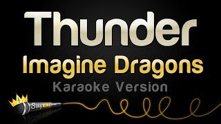 Imagine Dragons - Thunder (Karaoke Version)