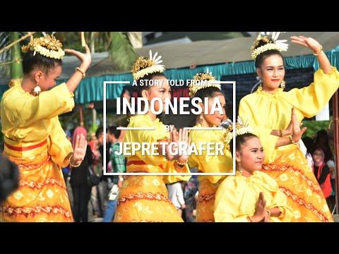 "Tari Banjar ""Galuh Bajapin"", Sanggar Galuh Banjar, Banjarmasin - Hari Tari Dunia 2016"