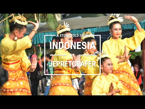 South Kalimantan Dance Galuh Bajapin by Galuh Banjar Arts Studio, Banjarmasin - World Dance Day 2016