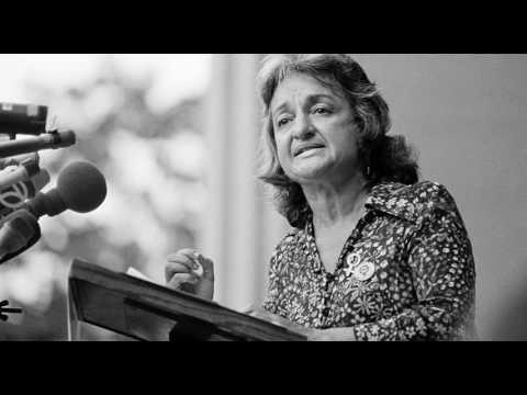 #SWC19: Strong Jewish Women in History: Betty Friedan: The Feminist Mystique