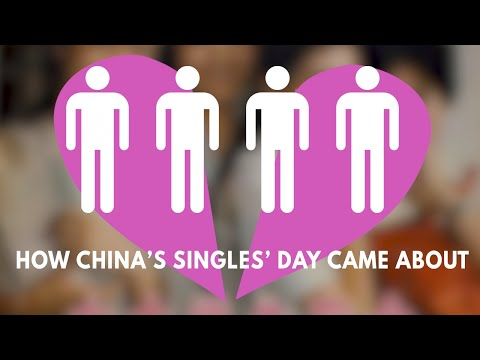 How China's Singles' Day came about