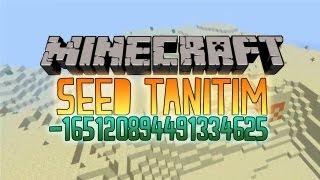 Minecraft Seed Tanıtımı : EN NADİR SEEDLERDEN BİRİ!