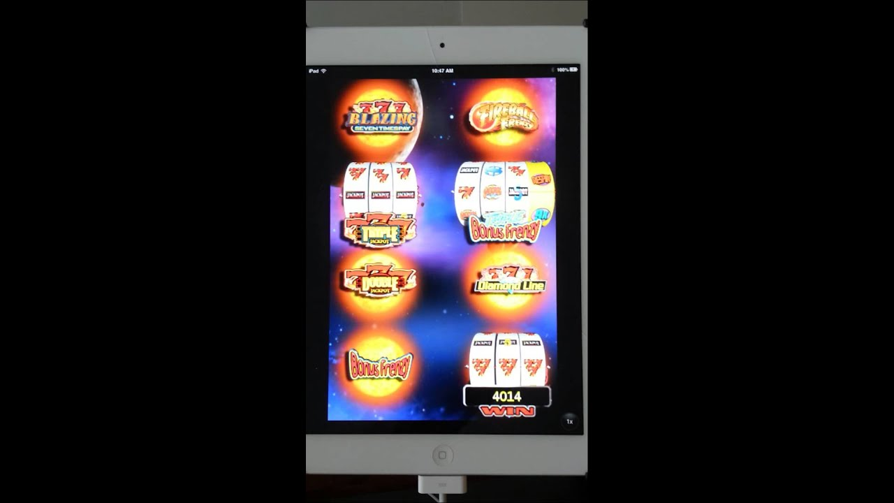 fireball slot machine