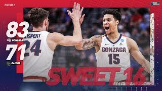 Gonzaga vs. Baylor: Second round NCAA tournament extended highlights
