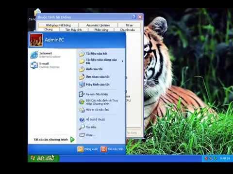 ghost WINDOW XP SP3 nguyen goc tieng viet
