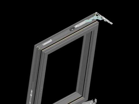 How To Install Hardware On Aluminium Casement Window