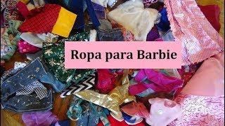 Haul de Ropa para Barbie (Junio 2017) Tianguis