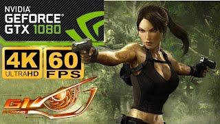 Tomb Raider Underworld 4K 60FPS GTX 1080 G1 Gaming