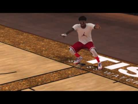NBA2K17 Christmas Dance | St. Brick Intro by. Gucci Mane