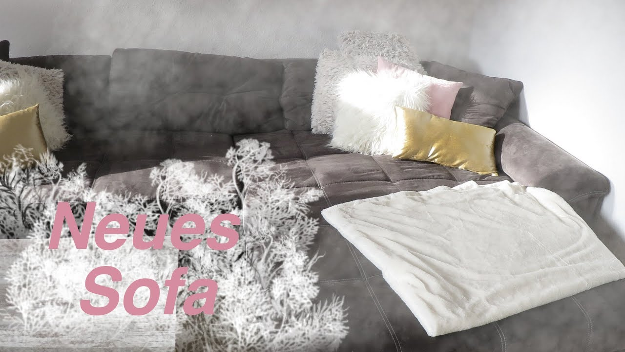 vlog wir bekommen ein neues sofa youtube. Black Bedroom Furniture Sets. Home Design Ideas