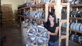 Factory Original Hyundai Veloster Rims & OEM Hyundai Veloster Wheels – OriginalWheel.com