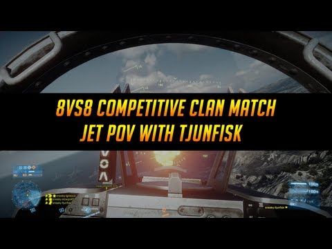 Battlefield 3 Competitive Clan Match: catalystGaming vs BadRespawn (Kharg Island - 8vs8 PCW)