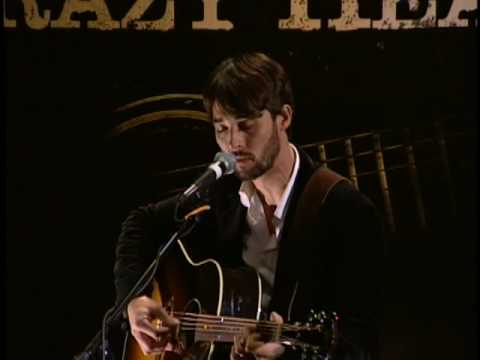 CRAZY HEART - Ryan Bingham Performs The Weary Kind
