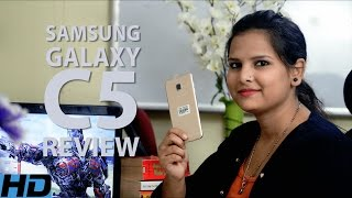 samsung Galaxy C5 Unboxing and Review Hindi  urdu