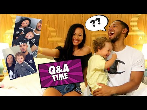 HILARIOUS Q&A ON VACATION - The Life Of Shane David Alexia - FIRST YOUTUBE VIDEO!