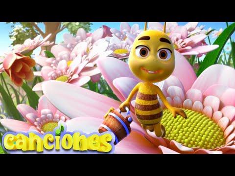 LooLoo – Mi Pequea Abeja | La Abeja Be-Be |  Canciones Infantiles LooLoo – Cantece pentru copii in limba spaniola