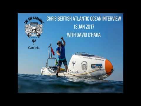 Chris Bertish 13 Jan 2017 Interview David O'Hara