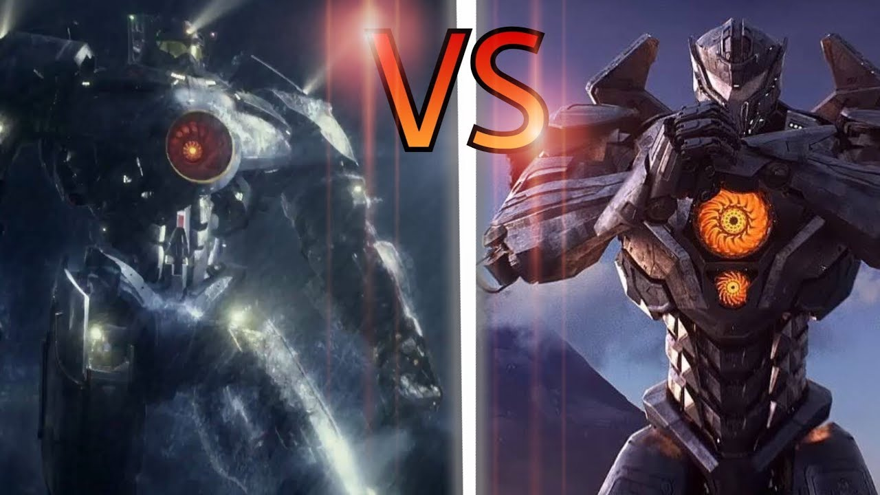 Gipsy Avenger Vs Gipsy Danger Youtube