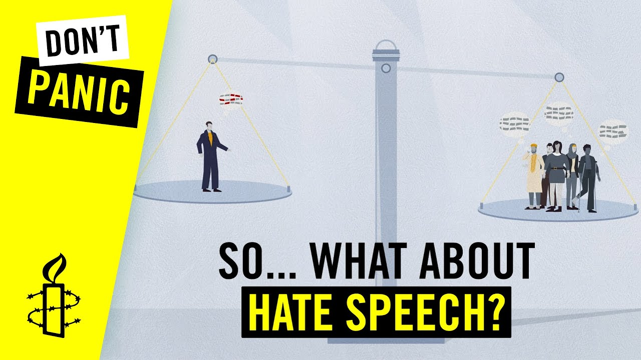 Understanding the Limits on Freedom of Expression  - نشر قبل 15 ساعة