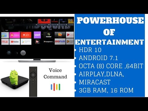 FEATURE PACKED: Is This The Best Android TV Box Under 5000?