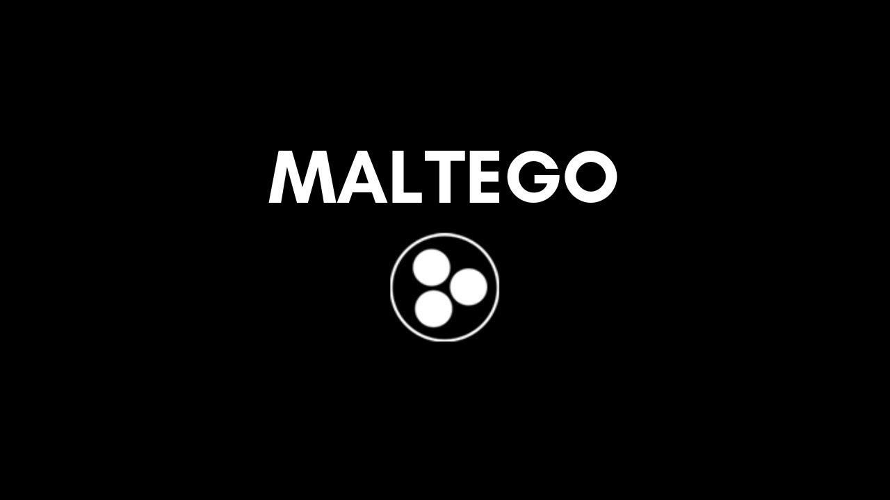 Maltego | Security I Trust