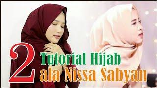 Tutorial Hijab Nissa Sabyan 2018 | Amalia Kurnia