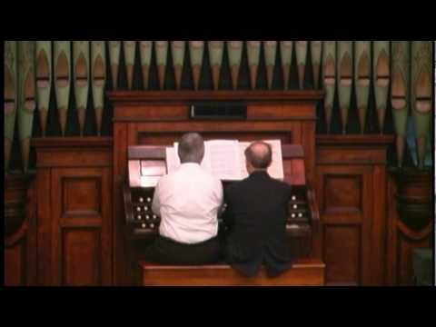 Charlotte's Oldest Organ, Open Diapason March
