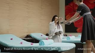 Zen the spa at Fujairah Rotana Resort & Spa, Al Aqah Beach - Fujairah