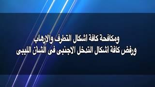 بالفيديو.. لجان نوعية مشتركة بين مصر وليبيا لإعادة تنظيم الجيش الليبي